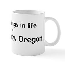 Baker County: Best Things Mug
