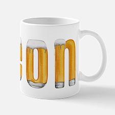 Leon Beer Mug
