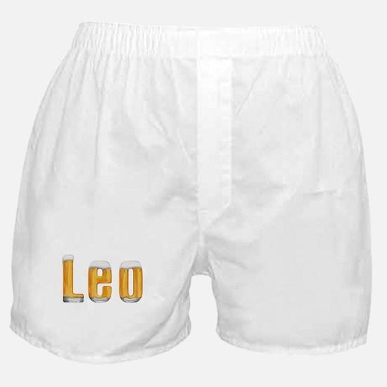 Leo Beer Boxer Shorts