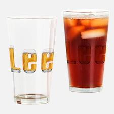 Lee Beer Drinking Glass