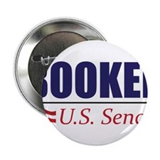 "Cory Booker for U.S. Senate 2.25"" Button"