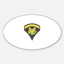 Specialist 5 <BR> Decal