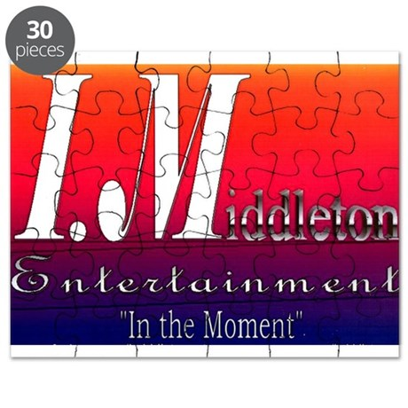 I. Middleton Entertainment - In The Moment Puzzle