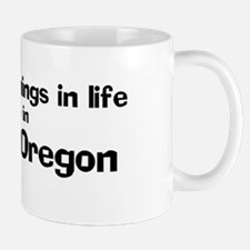 Canby: Best Things Mug