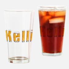 Kelli Beer Drinking Glass