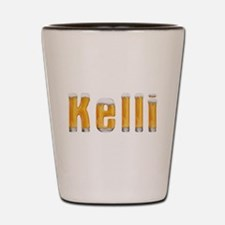Kelli Beer Shot Glass