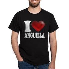 I Heart Anguilla T-Shirt