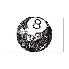 8 Ball Car Magnet 20 x 12