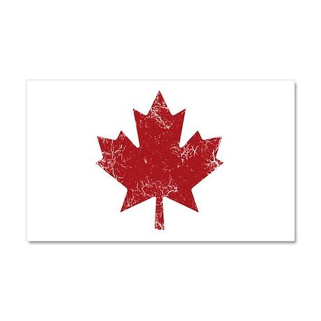Maple Leaf Car Magnet 20 x 12