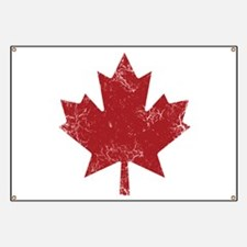 Maple Leaf Banner