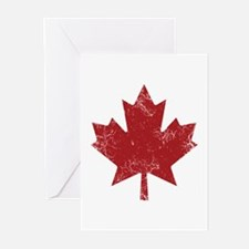 Maple Leaf Greeting Cards (Pk of 20)