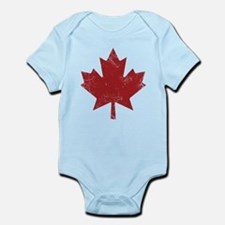 Maple Leaf Infant Bodysuit