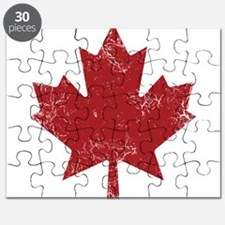 Maple Leaf Puzzle