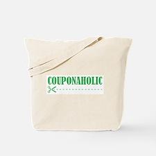 COUPONAHOLIC Tote Bag
