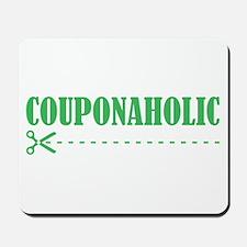 COUPONAHOLIC Mousepad