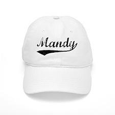 Vintage: Mandy Baseball Cap