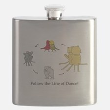 Follow the Line of Dance! Flask