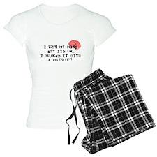 Lost My Mind... pajamas
