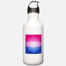 Bisexual Pride Flag - Stained Glass Design Stainle