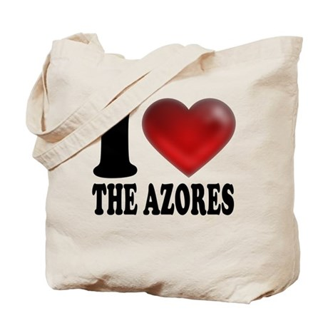 IHeartTheAzores.png Tote Bag