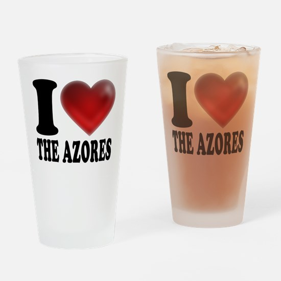 IHeartTheAzores.png Drinking Glass