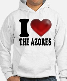 IHeartTheAzores.png Jumper Hoody