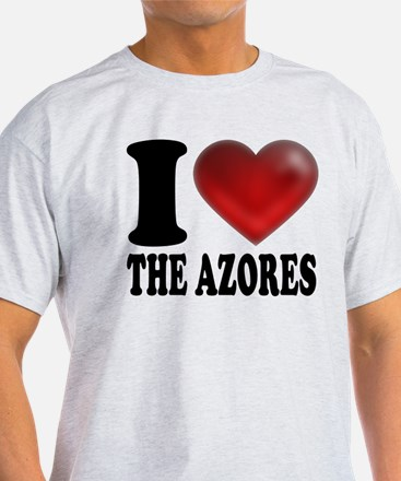 IHeartTheAzores.png T-Shirt