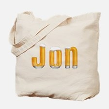 Jon Beer Tote Bag