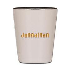Johnathan Beer Shot Glass