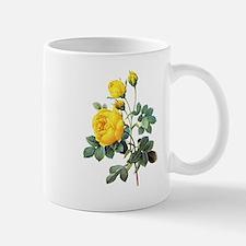 Pierre-Joseph Redoute Rose Mug