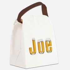 Joe Beer Canvas Lunch Bag