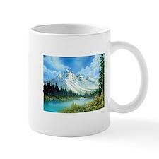 bob ros lanscape painting Mug