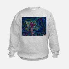 Iris Faery NightGlow Sweatshirt
