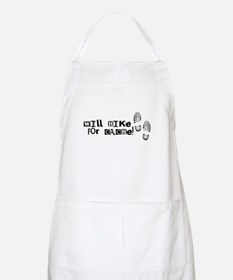 Will Hike For Cache Apron