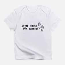 Will Hike For Cache Infant T-Shirt