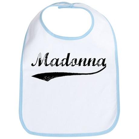 Vintage: Madonna Bib