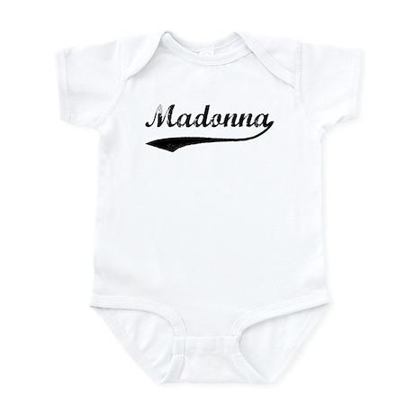 Vintage: Madonna Infant Bodysuit