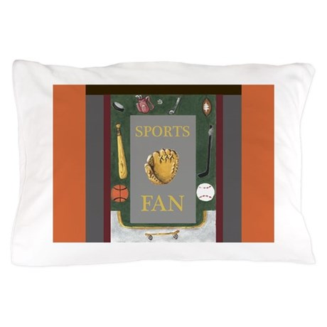 Sports Fan Equipment Border by Kristie Hubler Pill