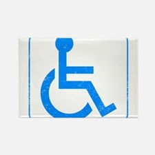 Disabled Rectangle Magnet