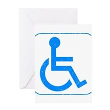 Disabled Greeting Card