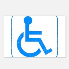 Disabled Postcards (Package of 8)