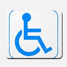 Disabled Mousepad