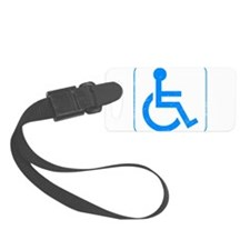 Disabled Luggage Tag