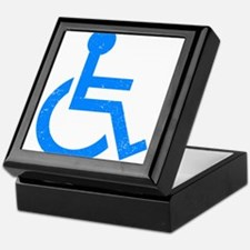 Disabled Keepsake Box