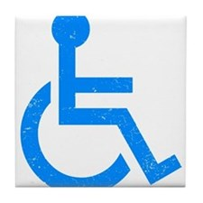 Disabled Tile Coaster