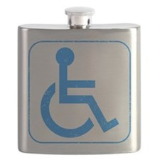 Disabled Flask