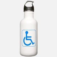 Disabled Water Bottle
