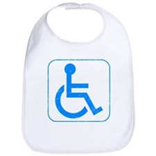 Disabled Bib