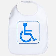 Disabled Bib