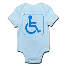 Disabled Infant Bodysuit